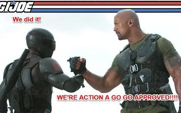 GI JOE ACTION A GO GO APPROVED!!!!