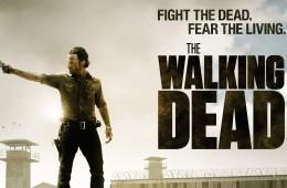 The Walking Dead - Season 3 - Poster Art - Frank Ockenfels/AMC