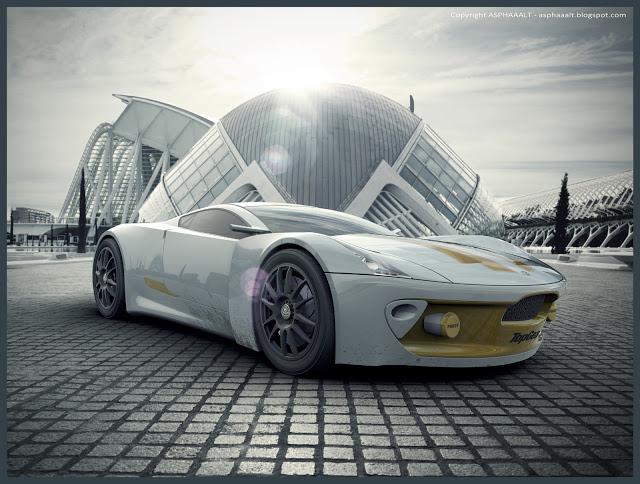 Lotus concept - Struture 04