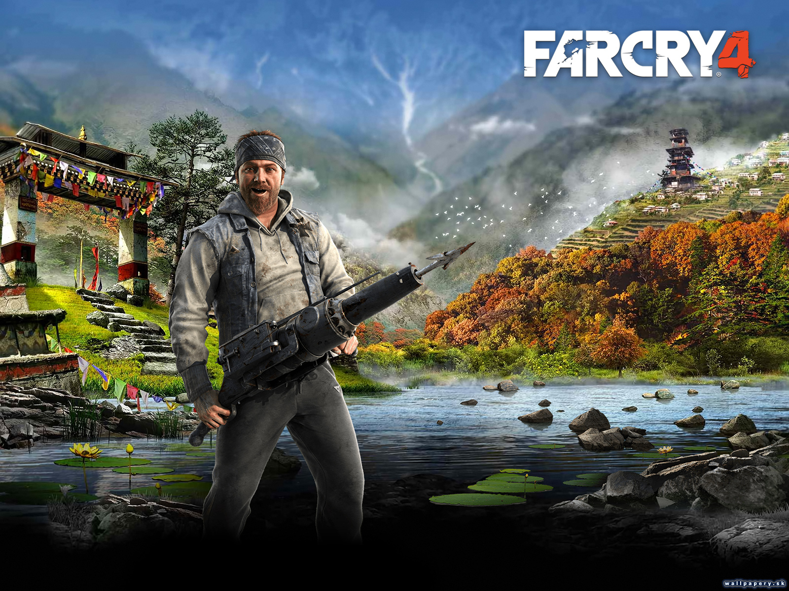 top 10 best far cry 4 wallpaper ~ ultracollex
