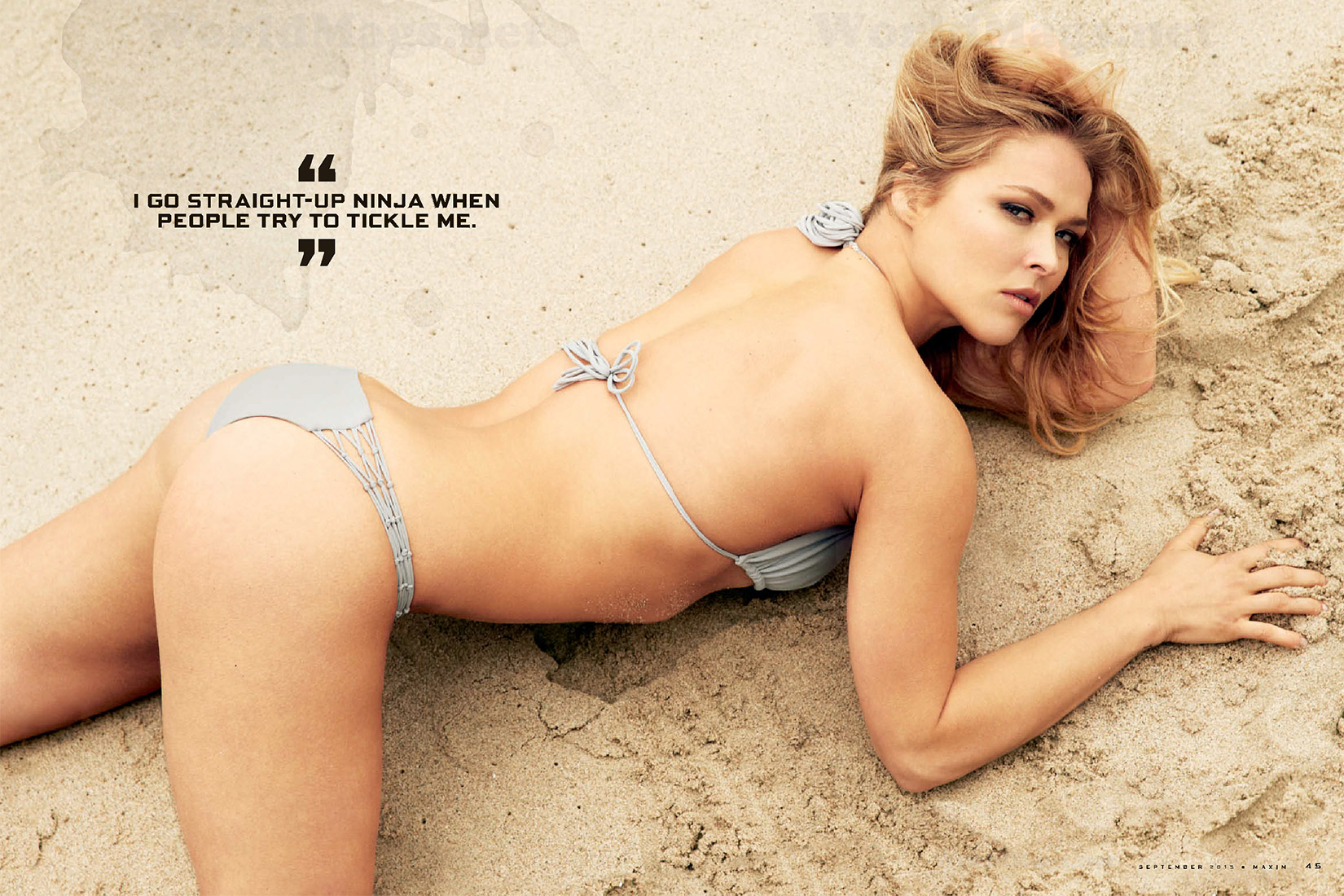 Ronda Rousey Hot 1