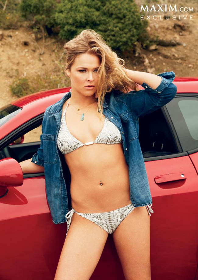 Ronda Rousey Hot 4 (2)
