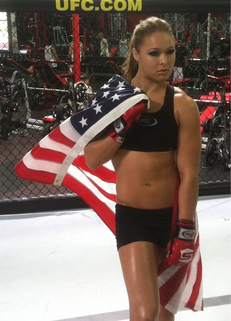 ronda rousey hot 7