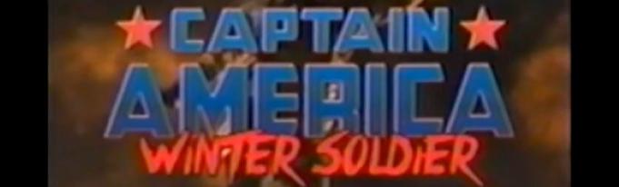 Captain America: 80's Soldier
