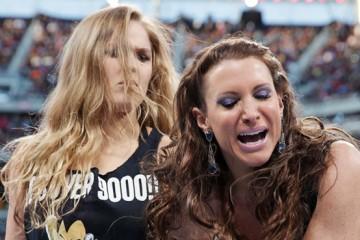 McMahon vs Rousey 2