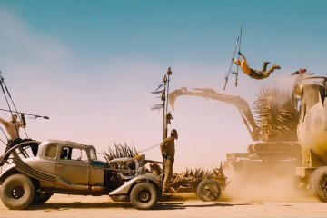 Mad Max Suicide