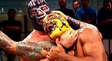 Lucha Puma vs Muertes