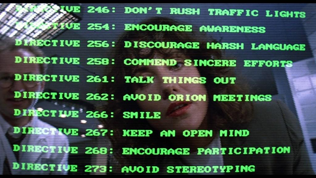 Robo Directives