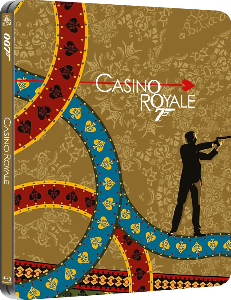 Casino royale limited edition with exclusive playing cards mobile gambling news
