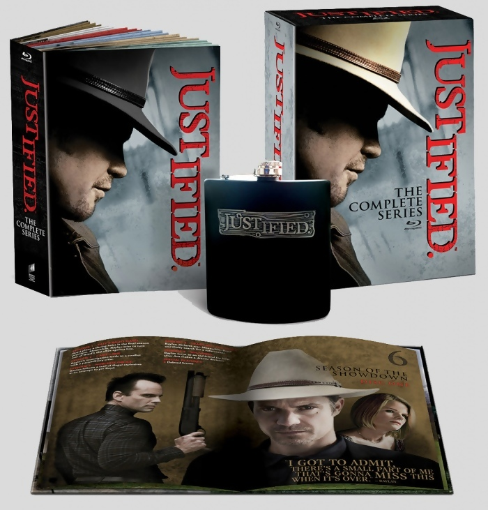 justified complete series