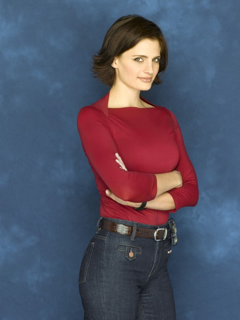 "CASTLE - Stana Katic stars as NYPD Detective Kate Beckett on ABC's ""Castle.""  (ABC/BOB D'AMICO)"