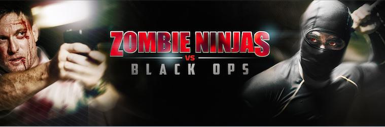 zombie ninja's black ops