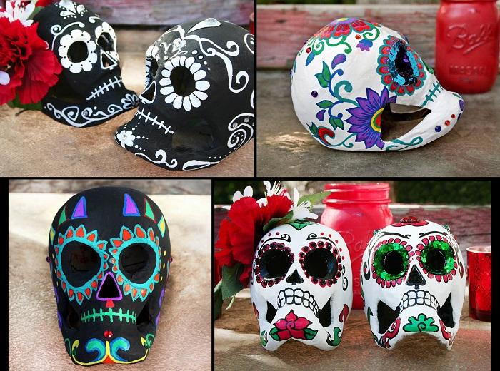Sugar skulls rs