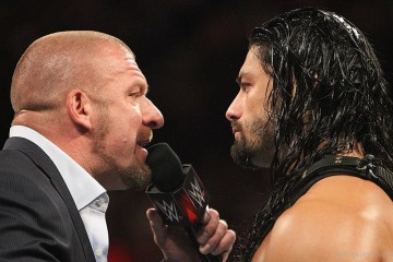 Reigns and HHH
