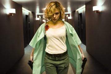 Lucy, a film by Luc Besson with Scarlett Johansonn, Morgan Freeman, Choi Min-Sik...