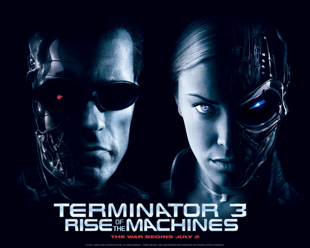 Looking Back… 'Terminator 3: Rise Of The Machines ...