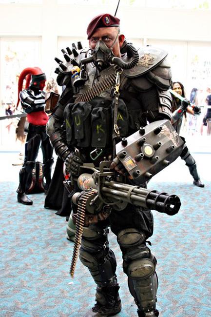 Enforcer Fallout SDCC rotten