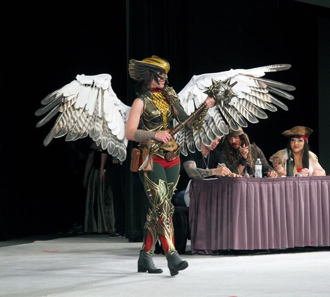 Hawkgirl Wizard Worldreviewstl
