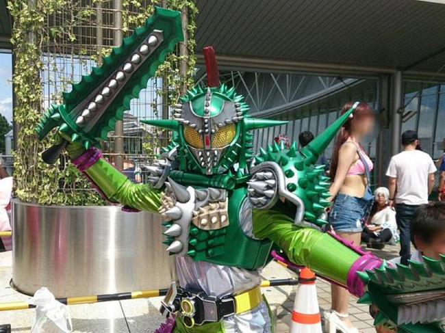 Kamen Rider Gaim - Kamen Rider Bravo Jaoan kotaku