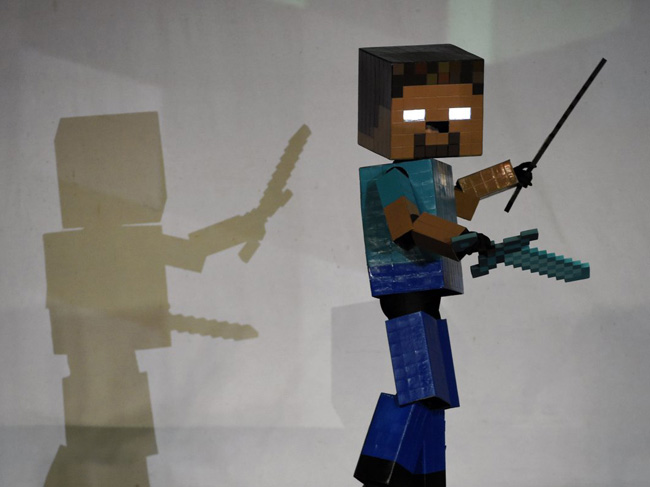 Minecraft SDCC Business Insdier