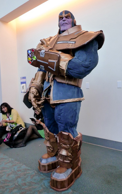 Thanos SDCC IGN