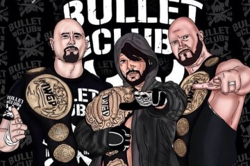 Bullet Club AAGG