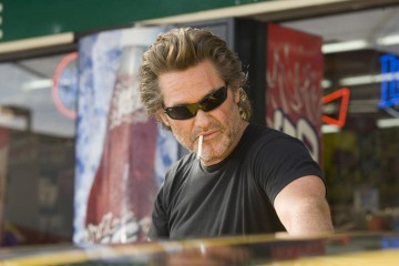 Kurt Russell stars as Stuntman Mike in Quentin Tarantino's Death Proof (Grind House)