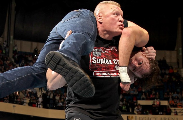 Lesnar F5 Ambrose 2 AAGG
