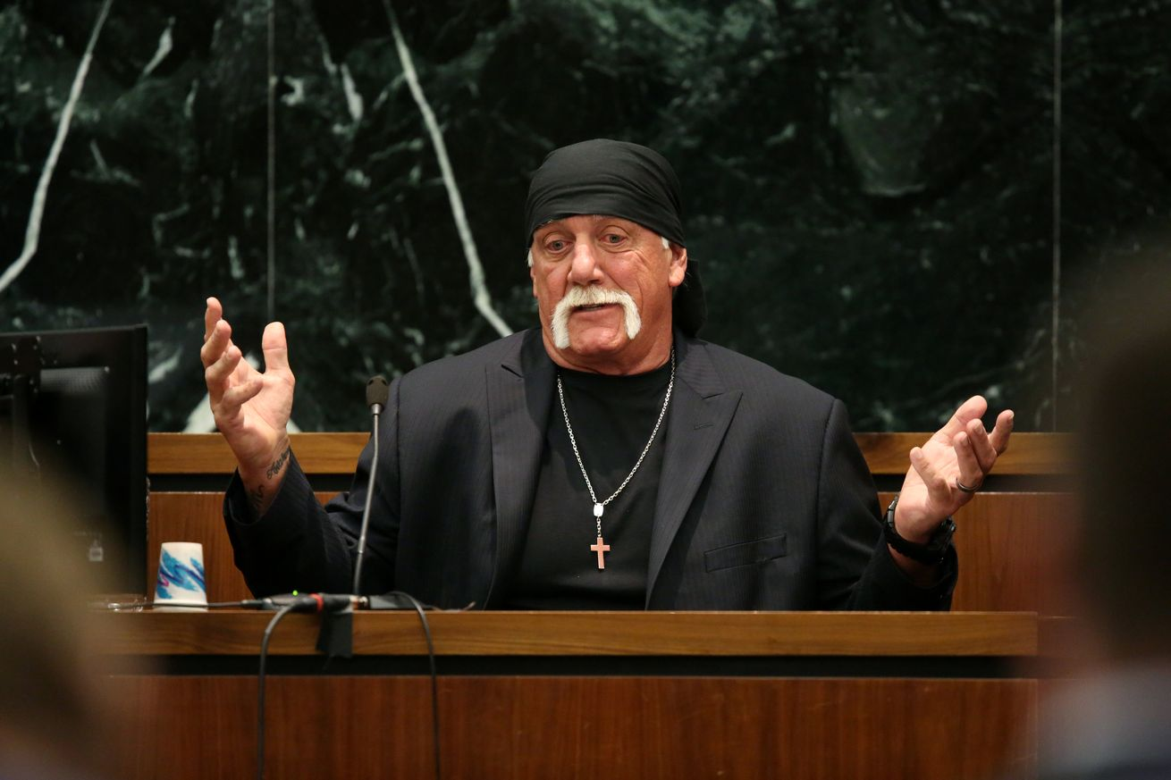 Hulk Hogan Gawker