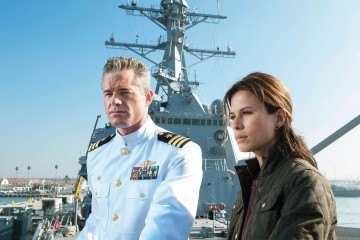 """THE LAST SHIP""    TNT  Ph: Richard Foreman/SMPSP"