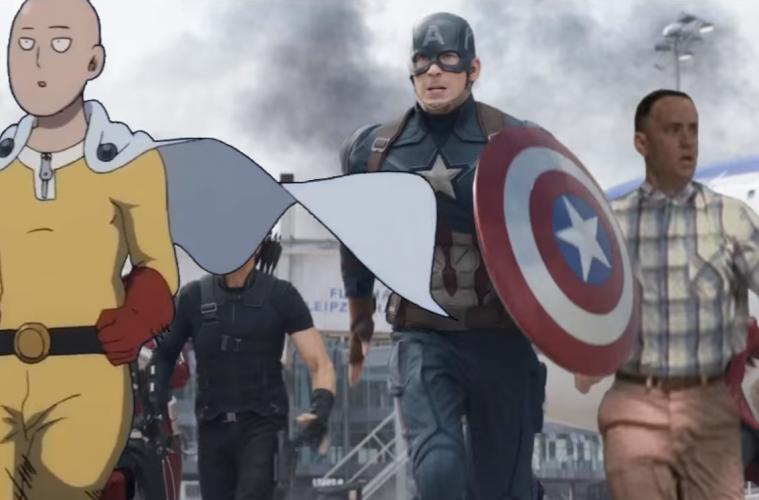 Captain America Wierd Trailer 2