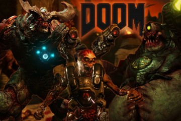 DOOM MONSTERS