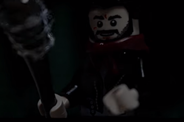Lego Negan