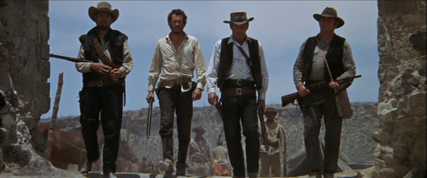The Wild bunch finale