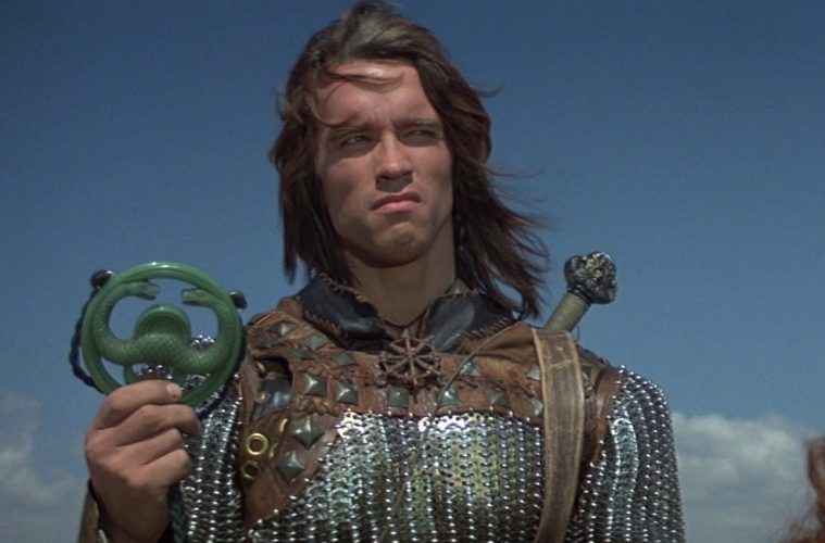Conan the Barbarian (4)