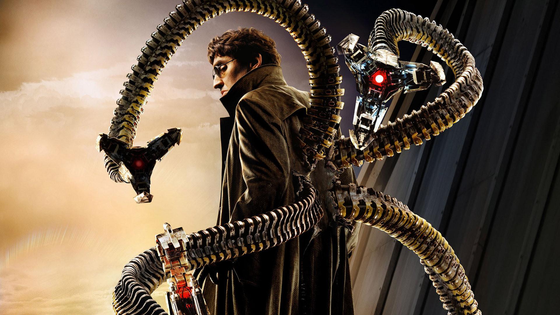 Doctor-oCTOPUS