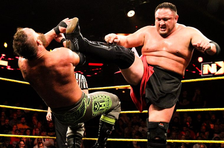 Eric Young vs Samoa Joe AAGG