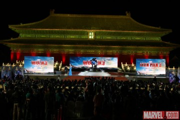 IRON MAN 3 IN CHINA