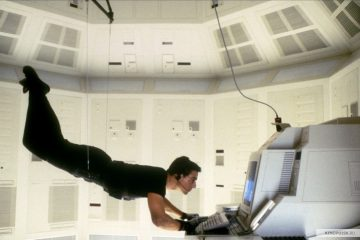 tom cruise - mission impossible
