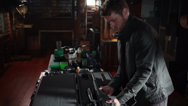 PHILLIPPE TRULY DISCOVERS THE WAY OF THE GUN IN UPCOMING ... Ryan Phillippe Series