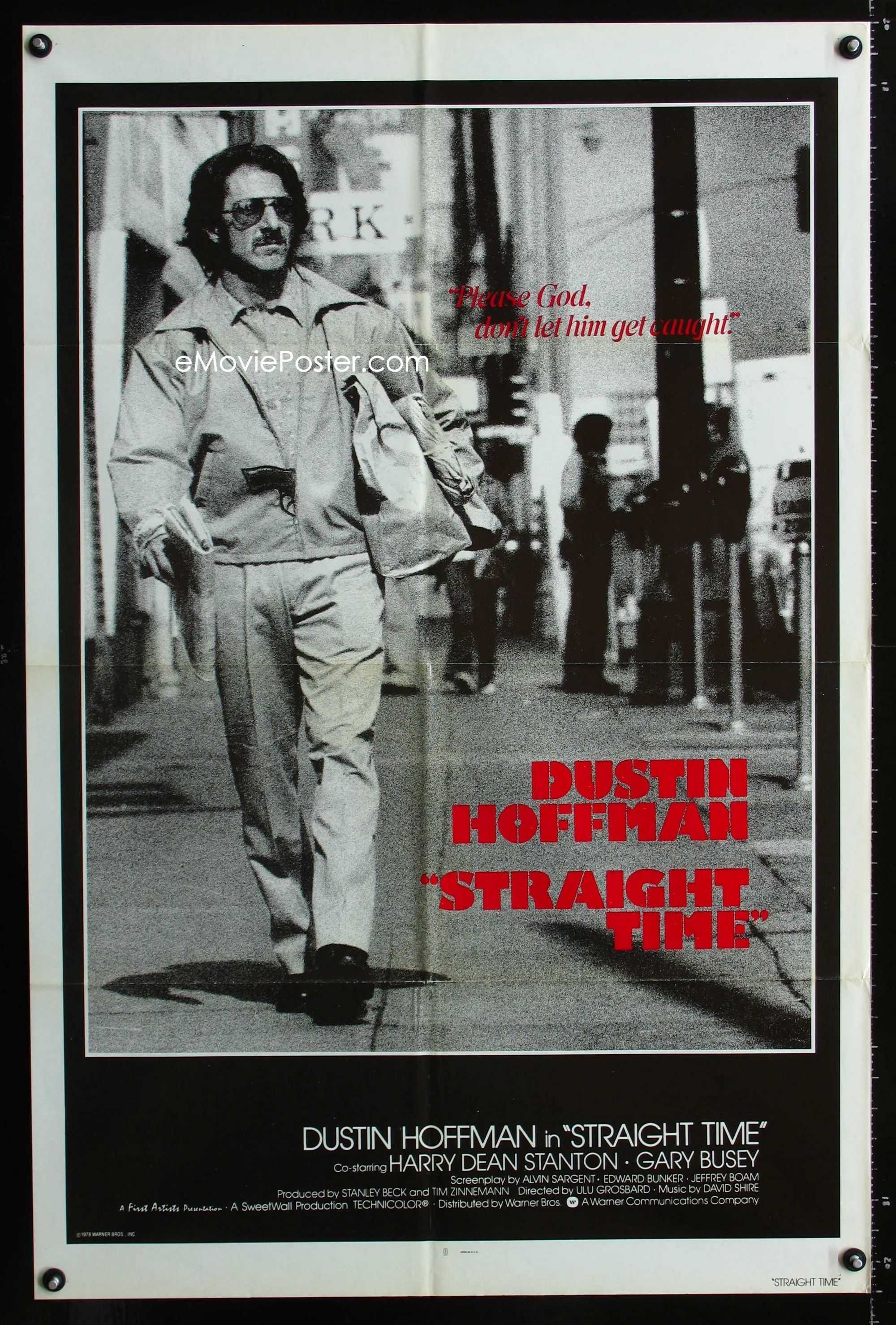 straight_time original movie poster