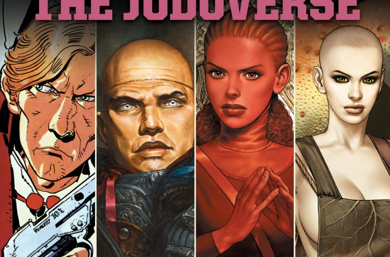 Humanoids Presents Jodoverse Cover