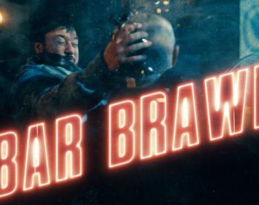 Bar Brawl Film Riot