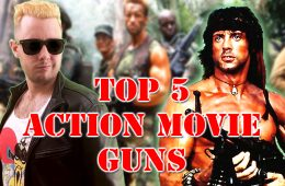 AAGG Guns Rambo ActionRation