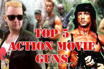 AAGG Guns Rambo ActionRation