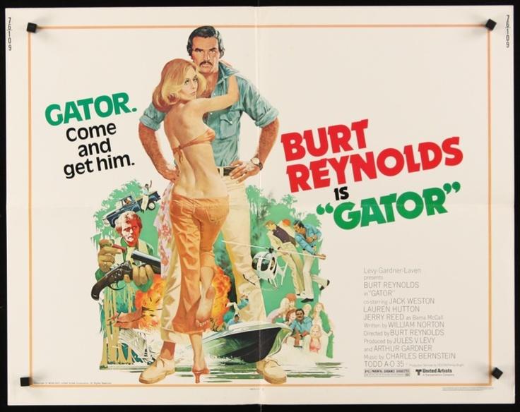 Burt Reynolds Gator