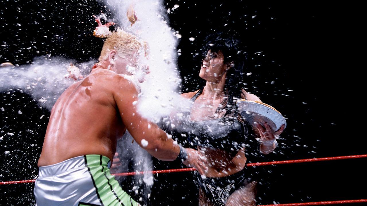 Jarrett vs Chyna