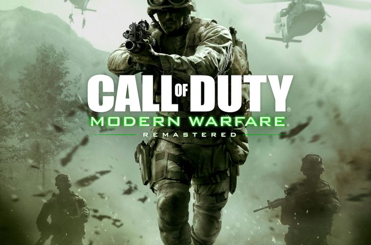 modern warfare remastered standalone