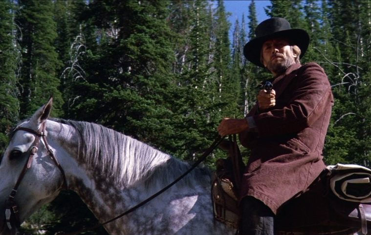 Pale Rider Clint Eastwood