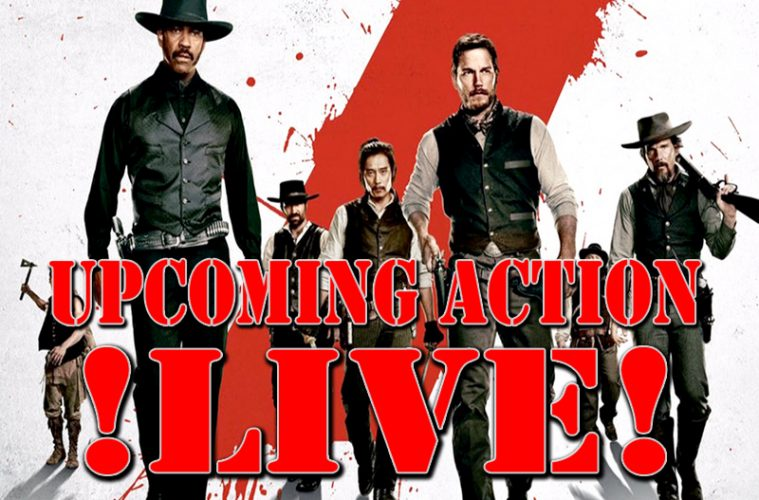 Upcoming Action Live Action Ration AAGG